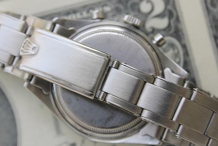 Rolex 6234 caseback
