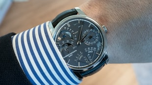 Keep Your Eyes On The Skies With This Incredibly Complicated Vacheron Constantin