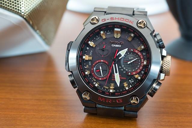 Casio G-Shock MRG-G1000B-1A4 Akazonae