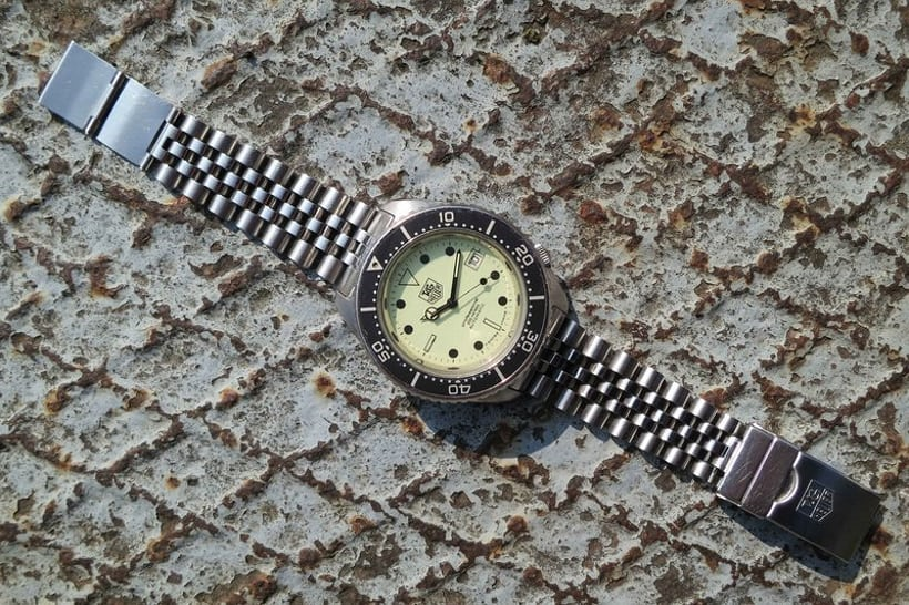 TAG Heuer Reference 180.123