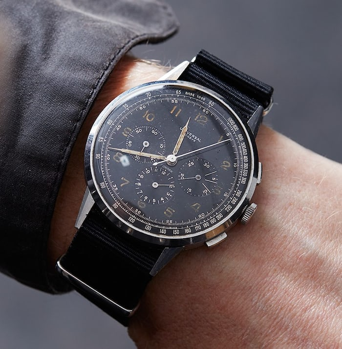 Universal Geneve Compax Reference 22531