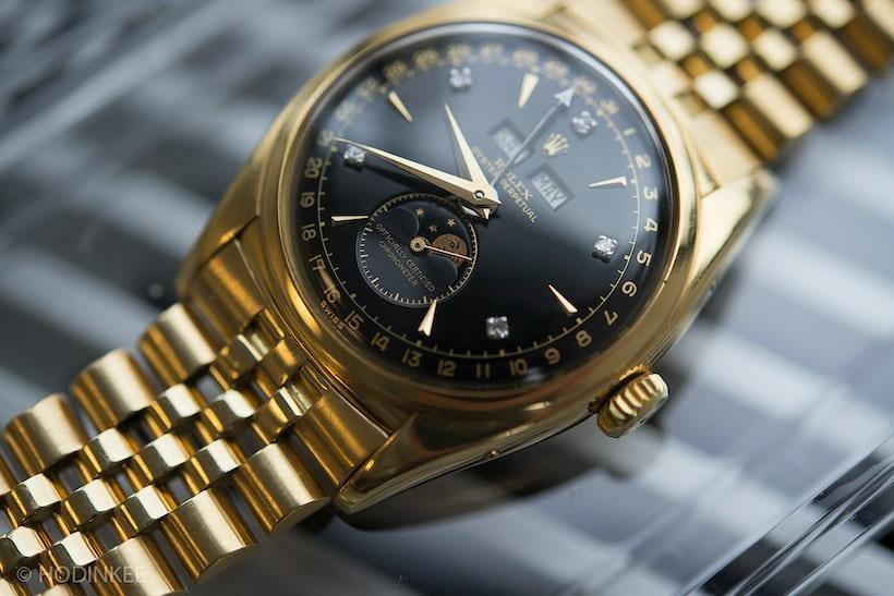 Rolex'Bao Dai' ref. 6062