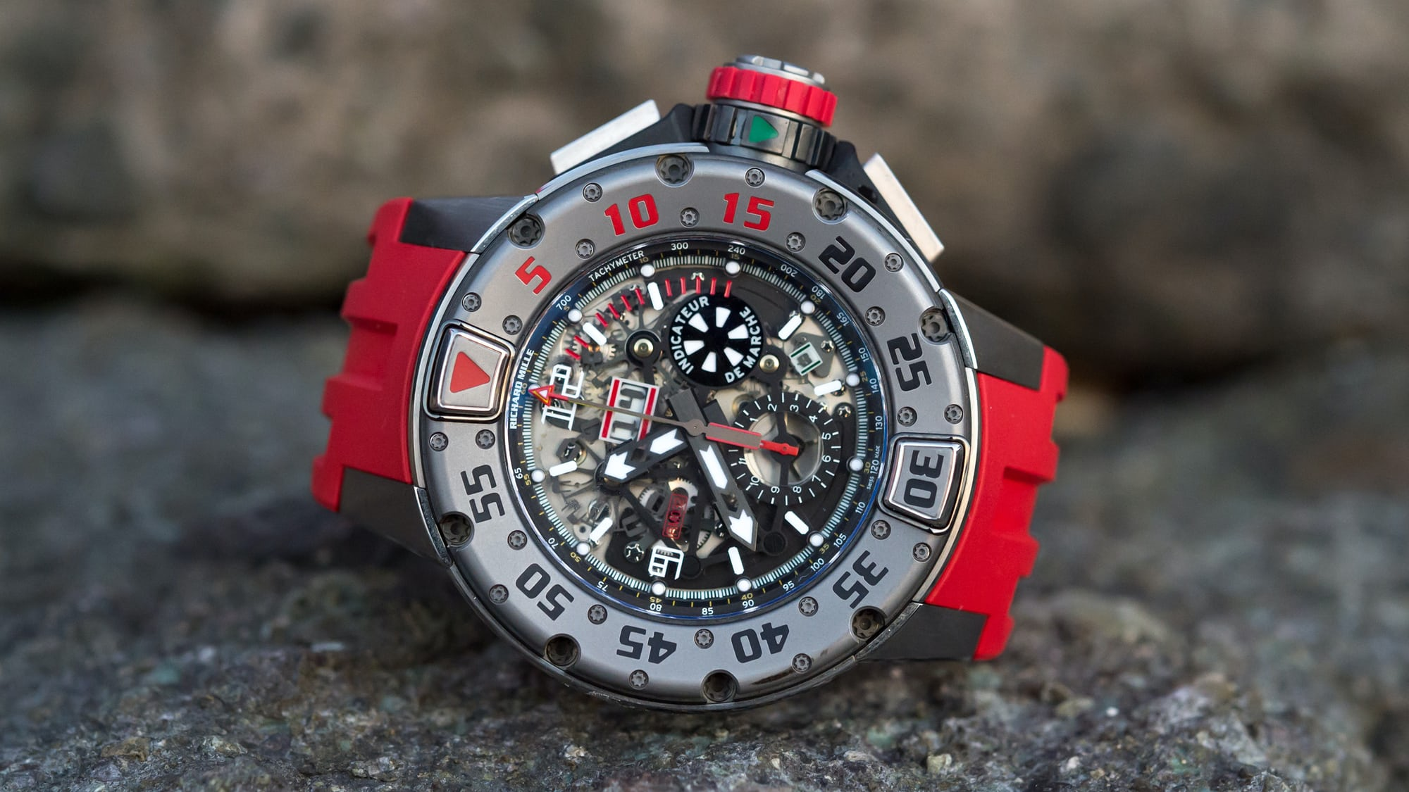 Rm032 hero.jpg?ixlib=rails 1.1 Hands-On: The Richard Mille RM 032 Diver Flyback Chronograph Hands-On: The Richard Mille RM 032 Diver Flyback Chronograph RM032 hero