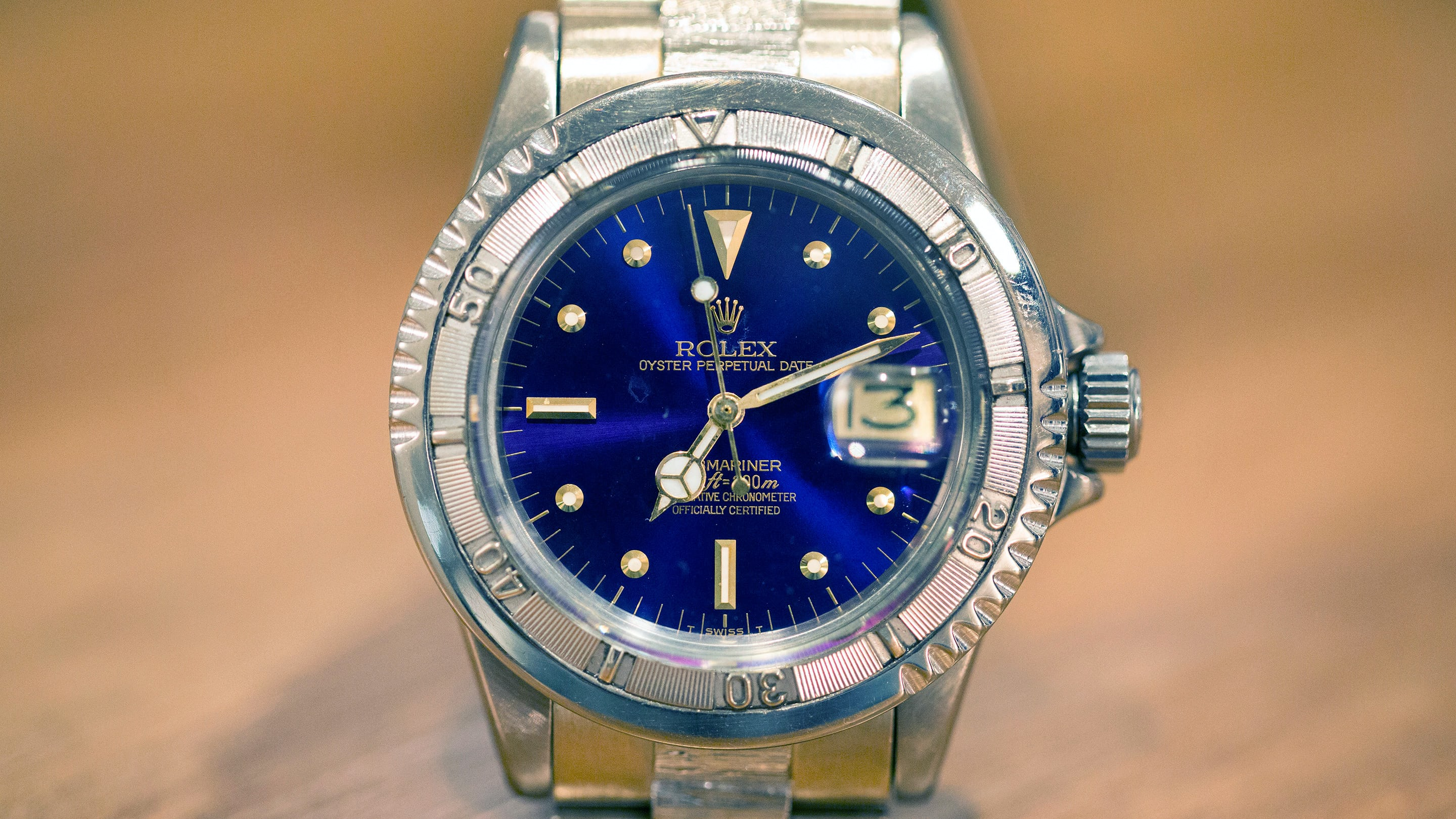 7234b137c12 Auction Report  This Very Strange White Gold Prototype Is Now The Most  Expensive Rolex Submariner In The World - HODINKEE