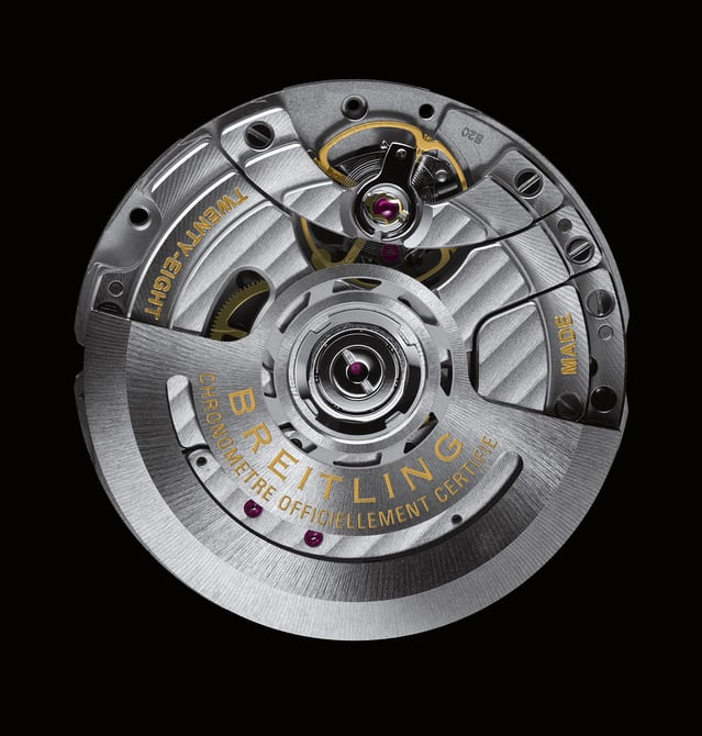 Breitling Superocean Héritage II caliber B20