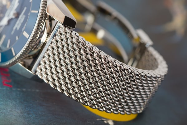 Breitling Superocean Héritage II bracelet