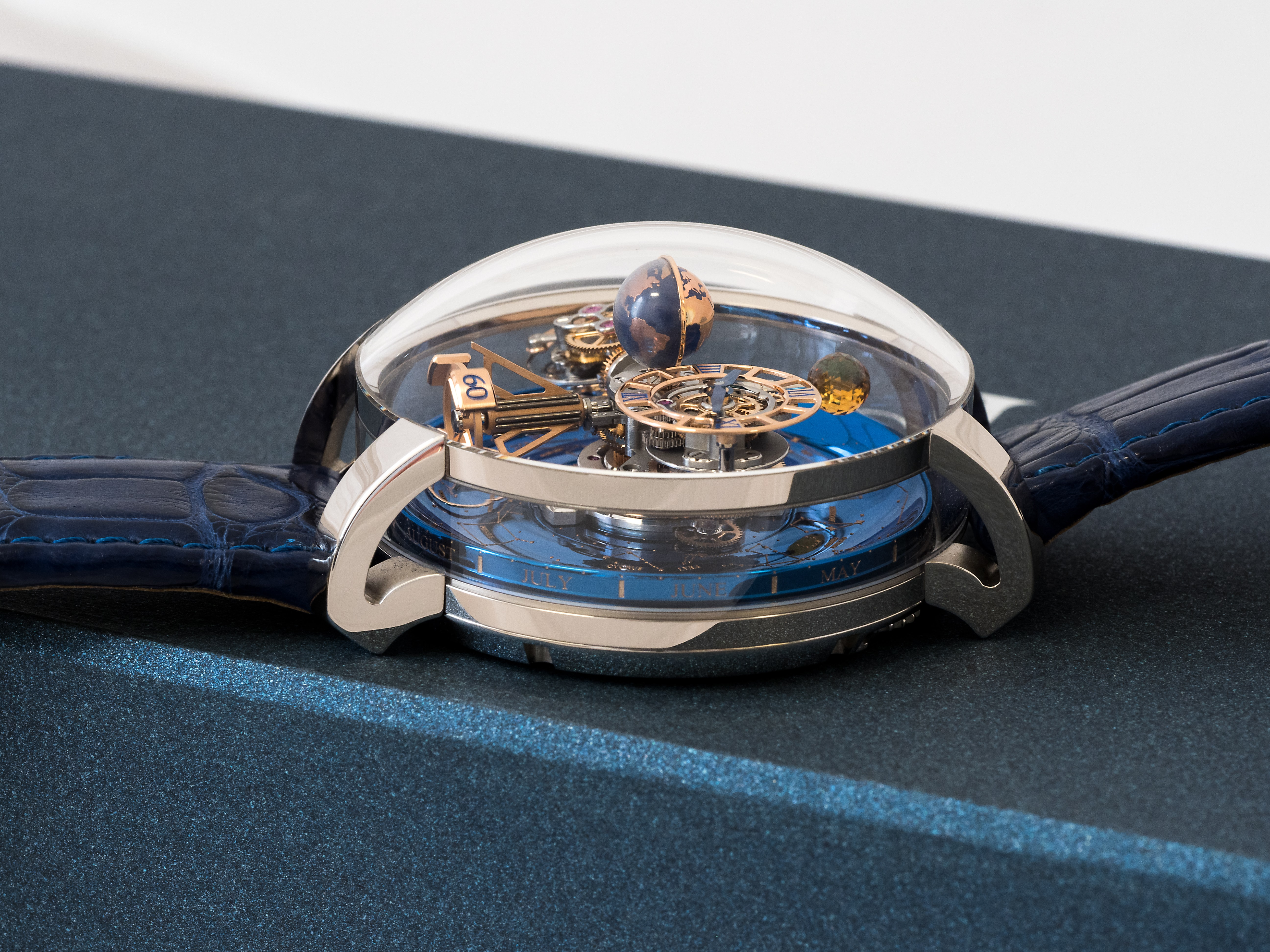 Hands-On: The Jacob & Co. Astronomia Sky Hands-On: The Jacob & Co. Astronomia Sky P5120876