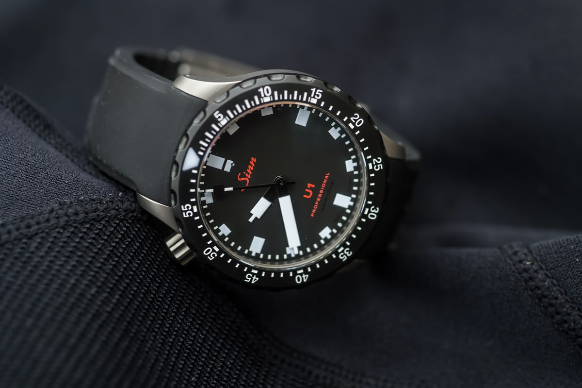 Sinn U1 Professional diving watch