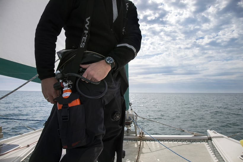 Sinn U1 Professional dive trip