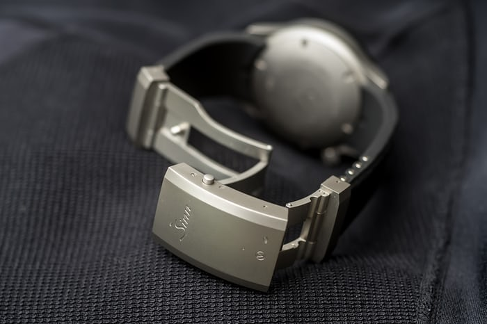 Sinn U1 Professional clasp bracelet