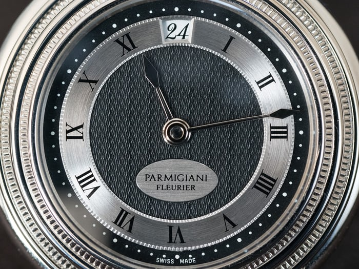 Toric Memory Time Parmigiani Fleurier javelin hands