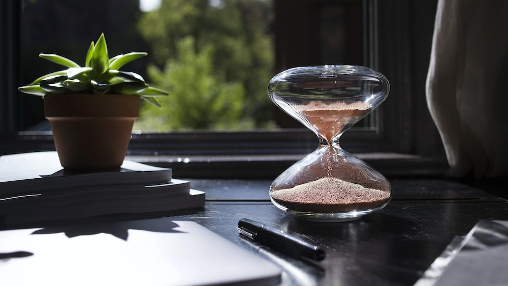 hodinkee.com - In The Shop: The Marc Newson Hourglass For HODINKEE