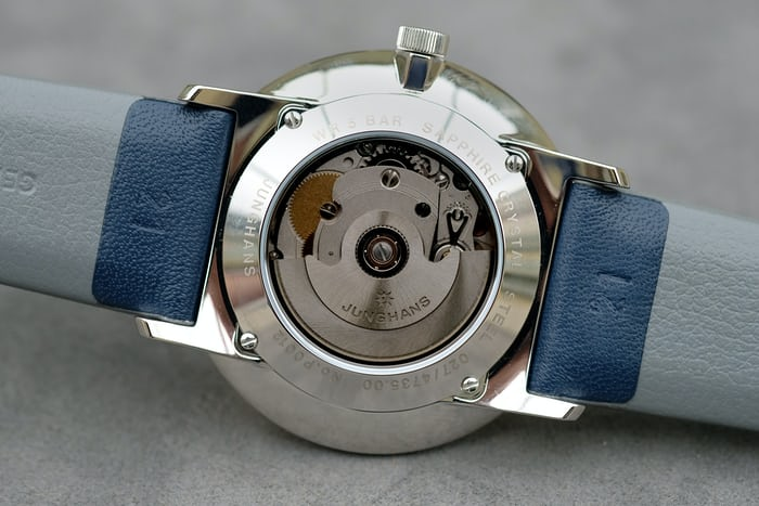 j800.2 automatic movement junghans form a