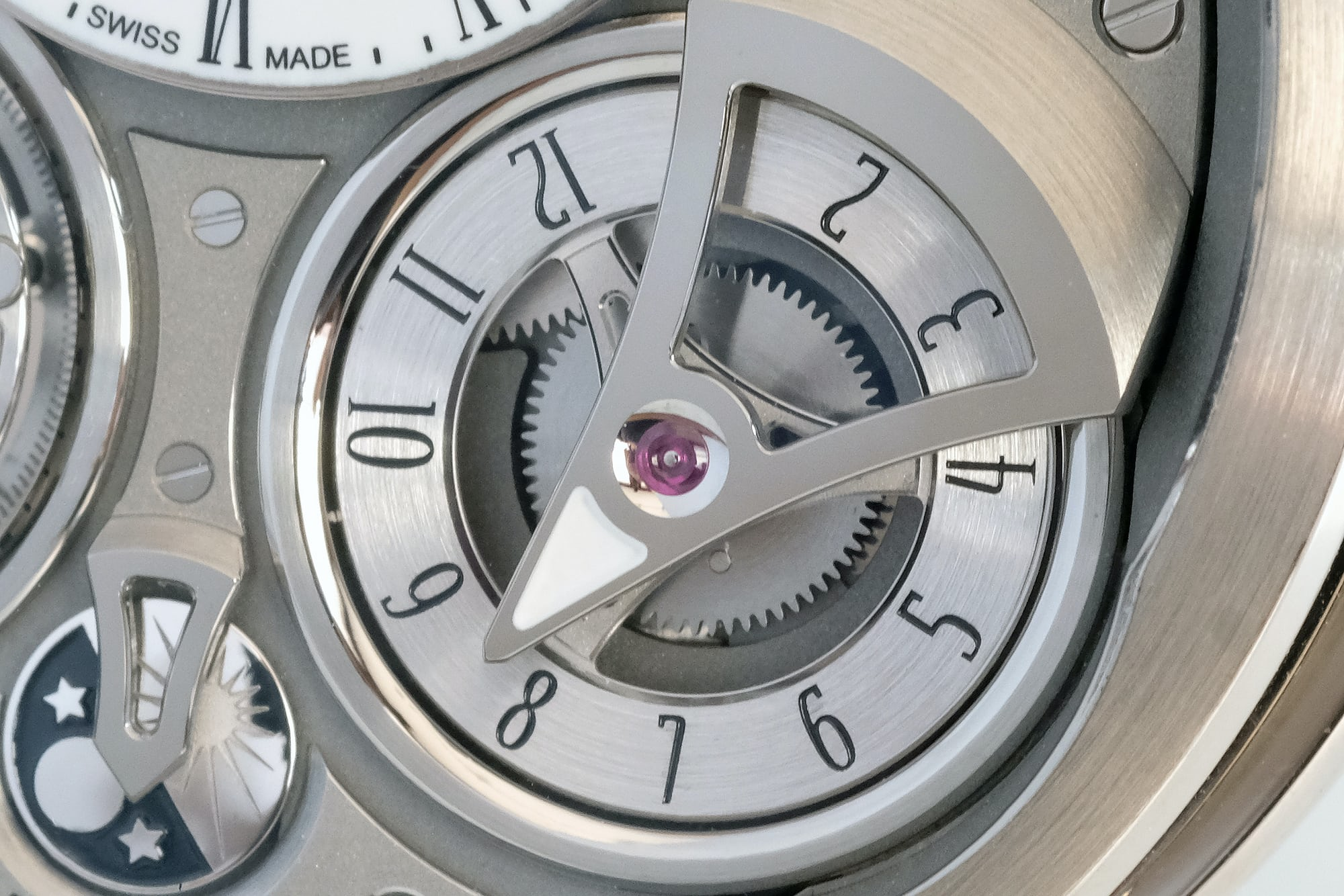 <p>The finishing on the GMT function is incredible.</p>