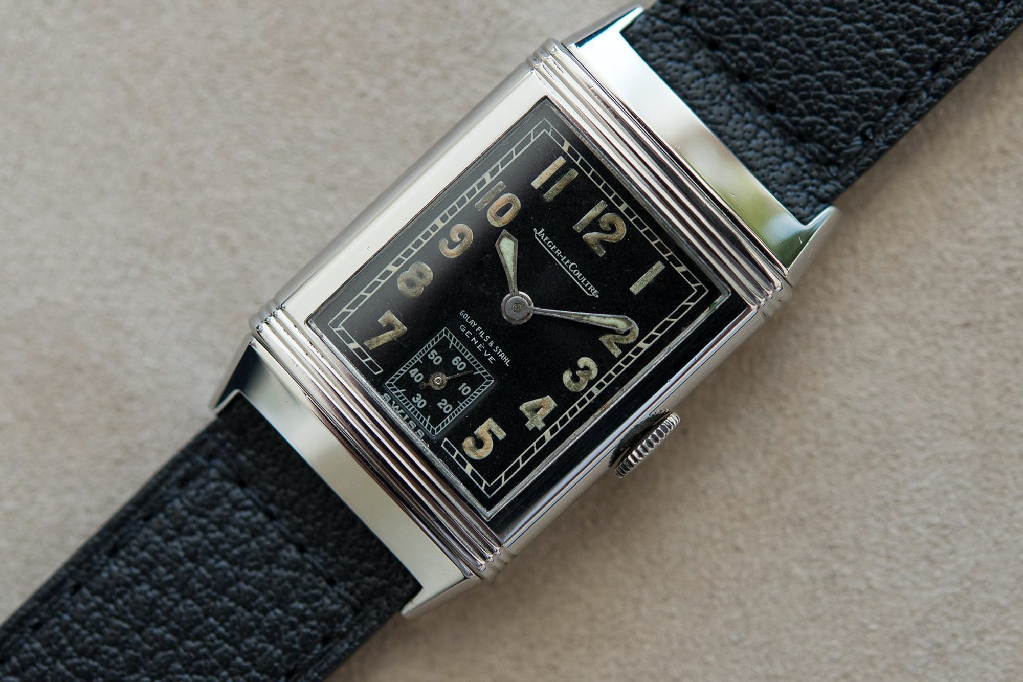 general macarthur jaeger-lecoultre reverso Rewind: Two Very Different Watches Owned By Two Of The Most Famous Generals Of All Time Rewind: Two Very Different Watches Owned By Two Of The Most Famous Generals Of All Time macarthur