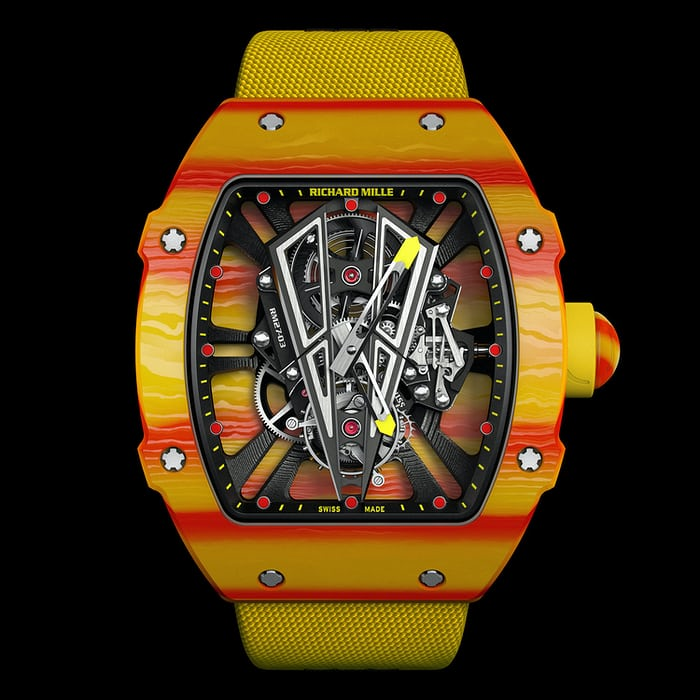 The Richard Mille RM27-03