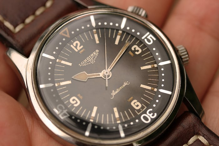 Longines Diver 7150-1 Tropical