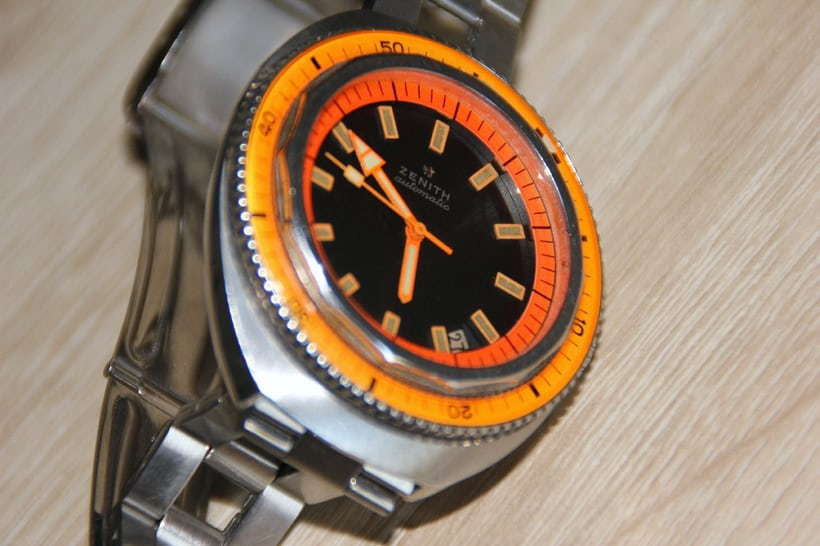 Zenith Diver Reference 219.5801.4
