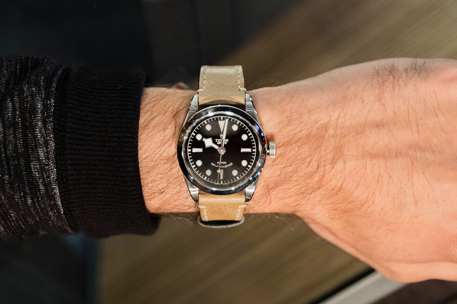 Photo Report: The Tudor Baselworld Novelties At Swiss Fine Timing In Chicago Photo Report: The Tudor Baselworld Novelties At Swiss Fine Timing In Chicago Wrist Watches only 3