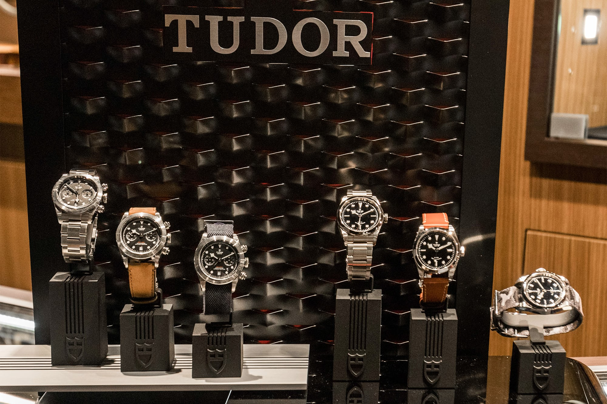 Photo Report: The Tudor Baselworld Novelties At Swiss Fine Timing In Chicago Photo Report: The Tudor Baselworld Novelties At Swiss Fine Timing In Chicago  Watches only 2