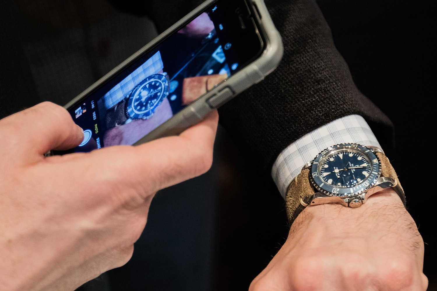 Photo Report: The Tudor Baselworld Novelties At Swiss Fine Timing In Chicago Photo Report: The Tudor Baselworld Novelties At Swiss Fine Timing In Chicago  Wrist Watches only