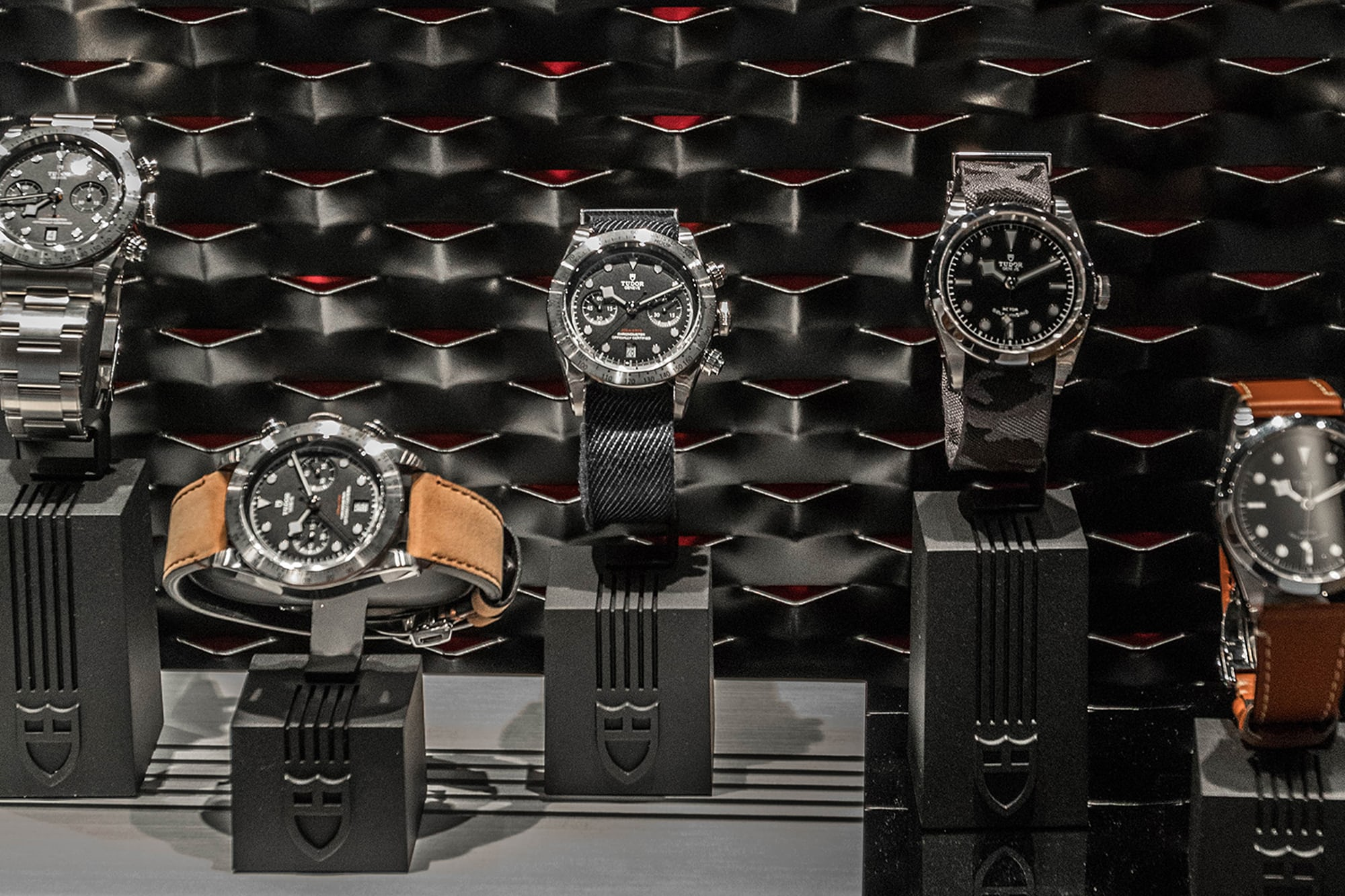 Photo Report: The Tudor Baselworld Novelties At Swiss Fine Timing In Chicago Photo Report: The Tudor Baselworld Novelties At Swiss Fine Timing In Chicago  Watches only 6