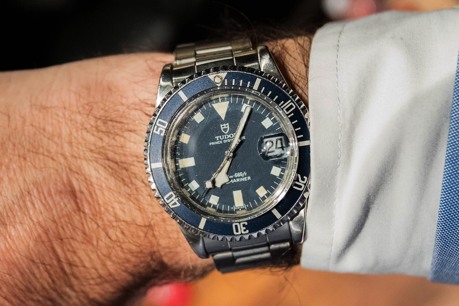Photo Report: The Tudor Baselworld Novelties At Swiss Fine Timing In Chicago Photo Report: The Tudor Baselworld Novelties At Swiss Fine Timing In Chicago  Wrist Watches only 8