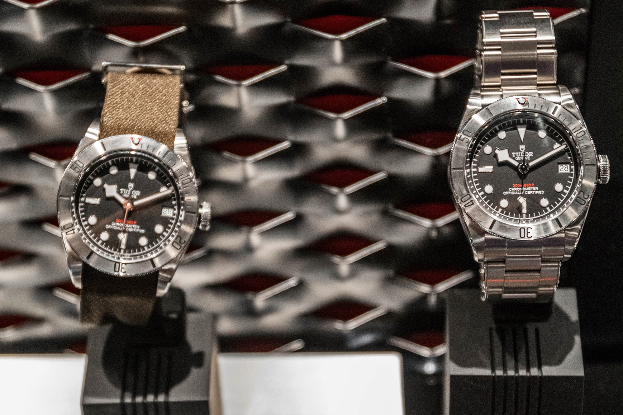 Photo Report: The Tudor Baselworld Novelties At Swiss Fine Timing In Chicago Photo Report: The Tudor Baselworld Novelties At Swiss Fine Timing In Chicago  Watches only 11