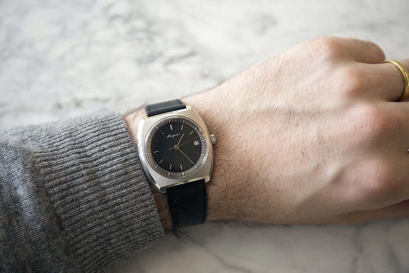 This is perhaps the simplest Breguet watch I've ever worn, but it somehow feels a great deal more special than some of the less exclusive models I've reviewed on here.