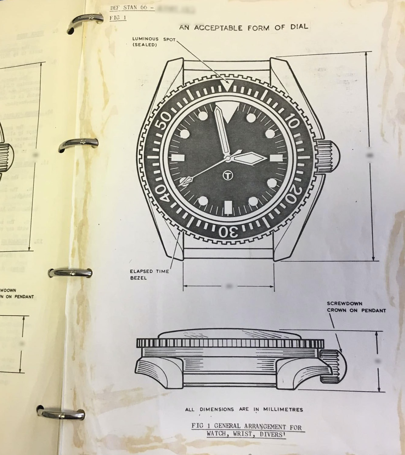 first cwc dive watch automatic Historical Perspectives: CWC: The Watch That Replaced The MilSub Historical Perspectives: CWC: The Watch That Replaced The MilSub DEFSTAN
