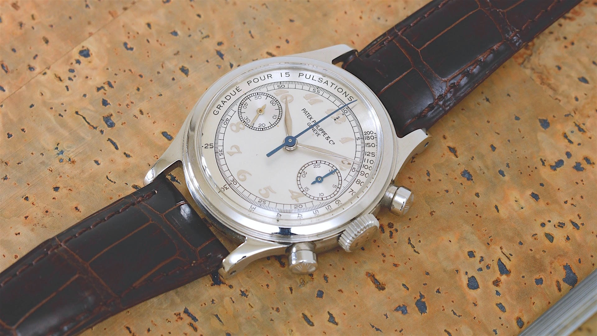 Bring a Loupe: A Stainless Steel Patek Philippe Ref. 1463, A Full Set  Zodiac Sea Wolf, An Incorrect Rolex Veriflat Ref. 6512, And More - HODINKEE