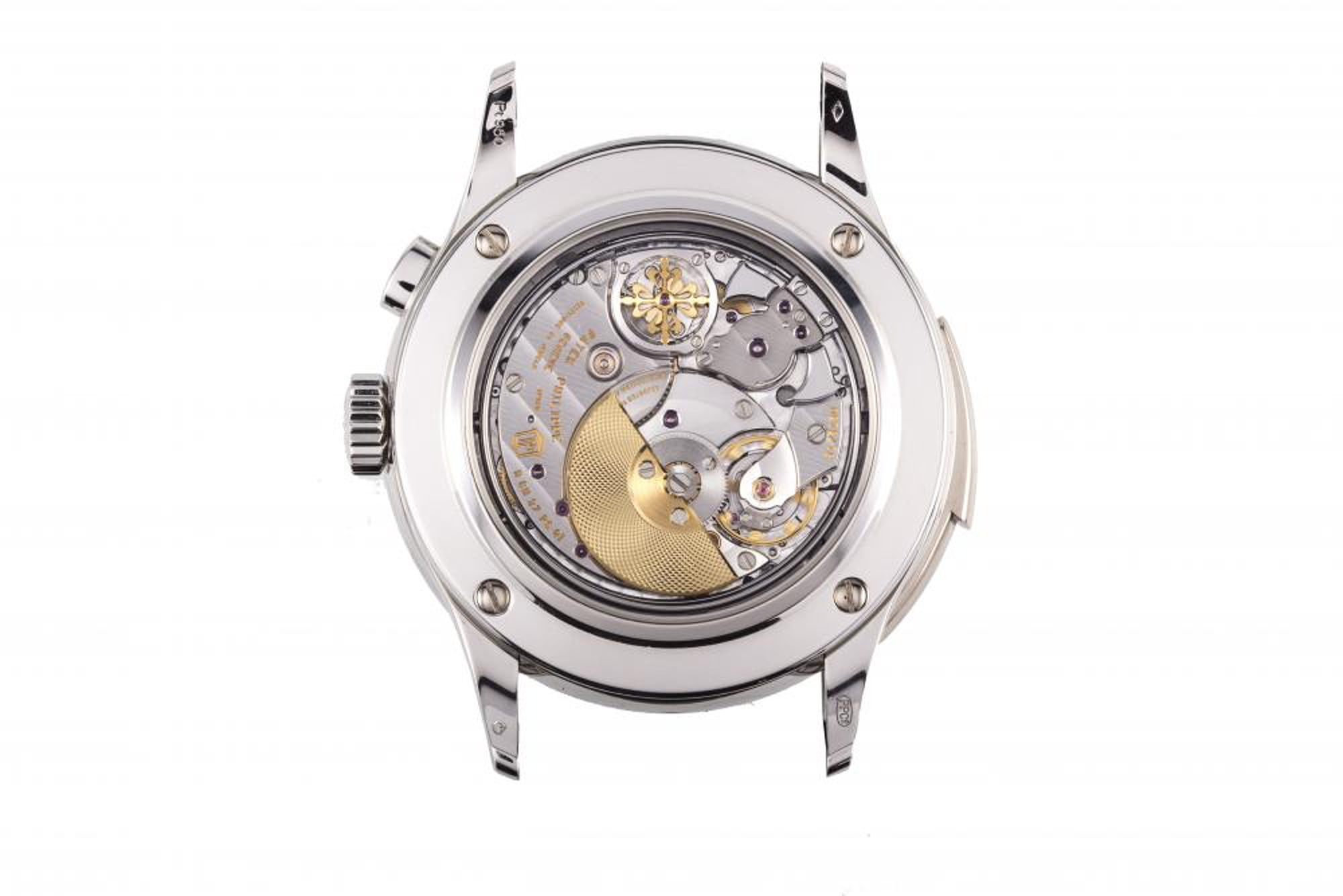 <p>The 5208 is a self-winding, minute repeating wristwatch.</p>