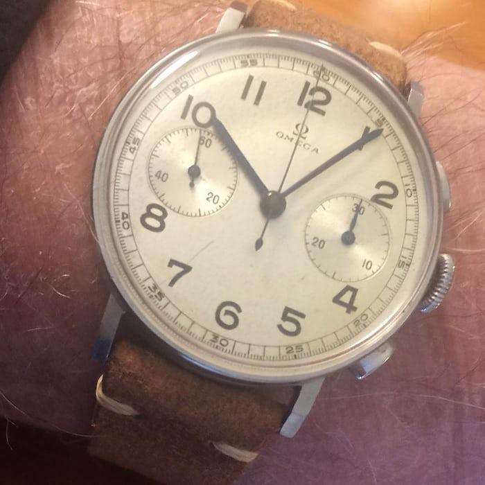 Omega 33.3 Wrist