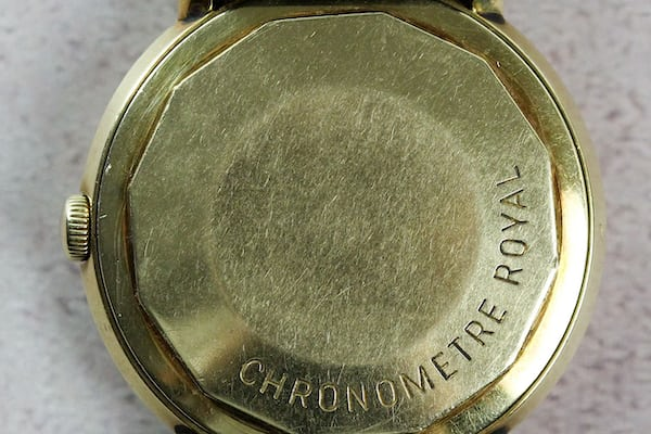 Vacheron Constantin Chronometre Royal