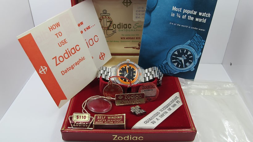 Zodiac Sea Wolf Full Set