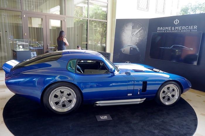 Brock Shelby Daytona Coupe