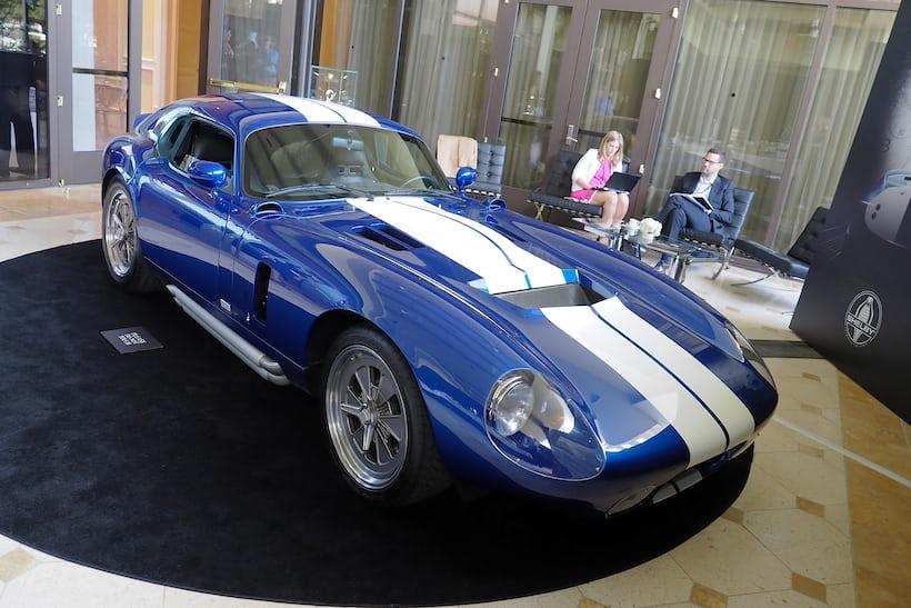 Brock Daytona Coupe continuation car