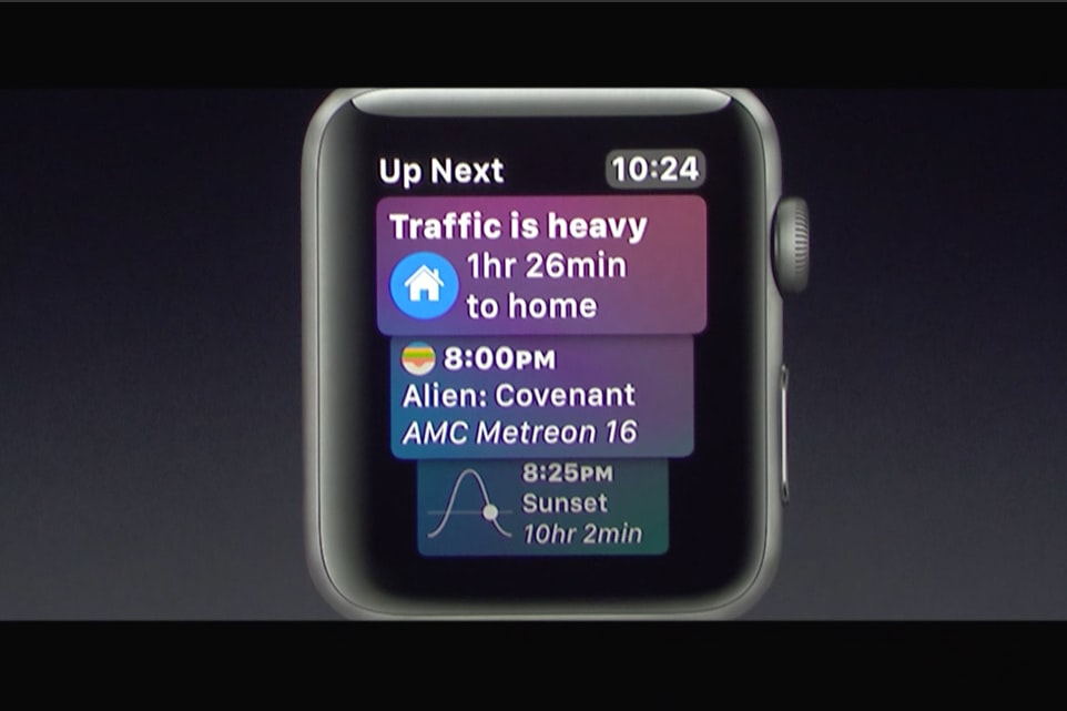 watchOS 4 siri watchface Breaking News: Apple Announces watchOS 4 And New Siri Watch Face Breaking News: Apple Announces watchOS 4 And New Siri Watch Face watch 01
