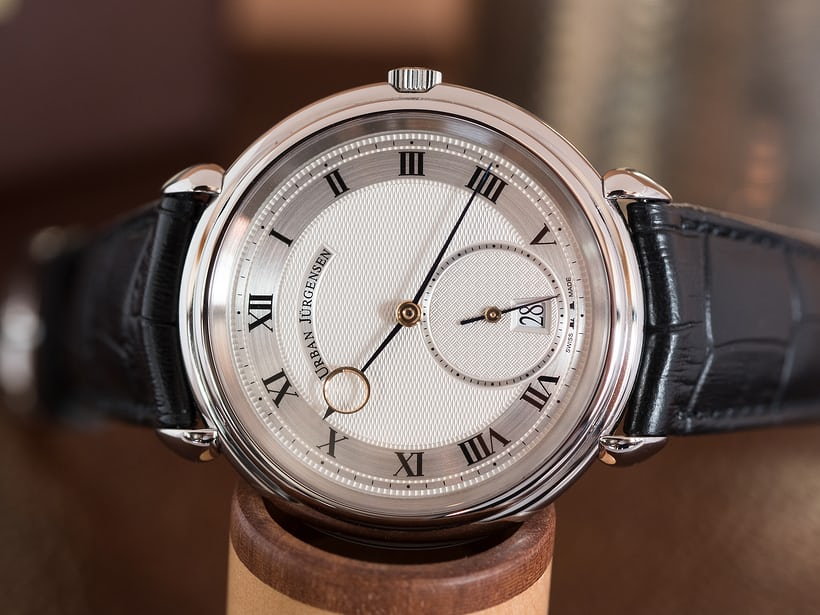 urban jurgensen big 8 dial