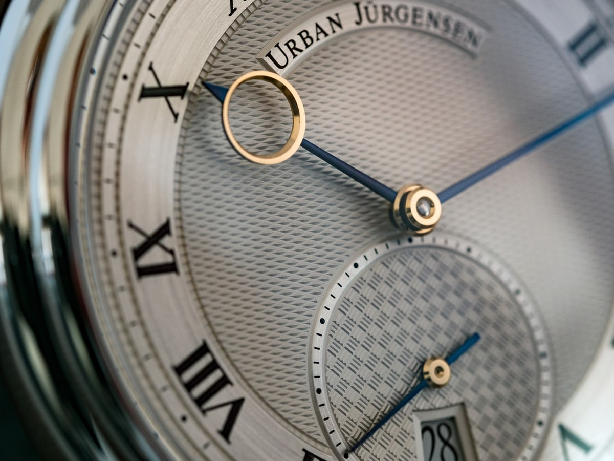urban jurgensen big 8 hour hand