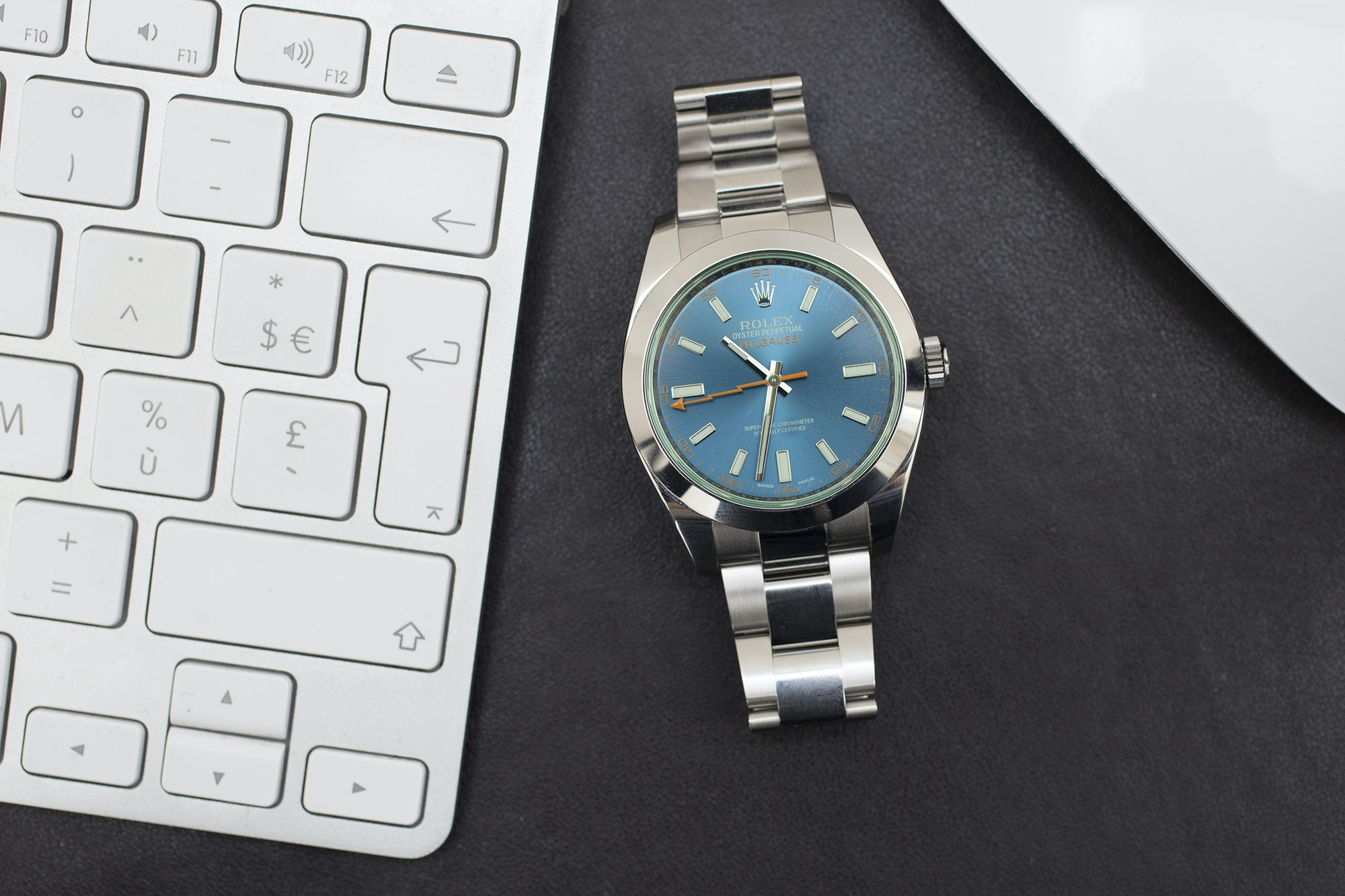 Img 6497.jpg?ixlib=rails 1.1 In-Depth: The Rolex Milgauss Z-Blue Edition In-Depth: The Rolex Milgauss Z-Blue Edition IMG 6497
