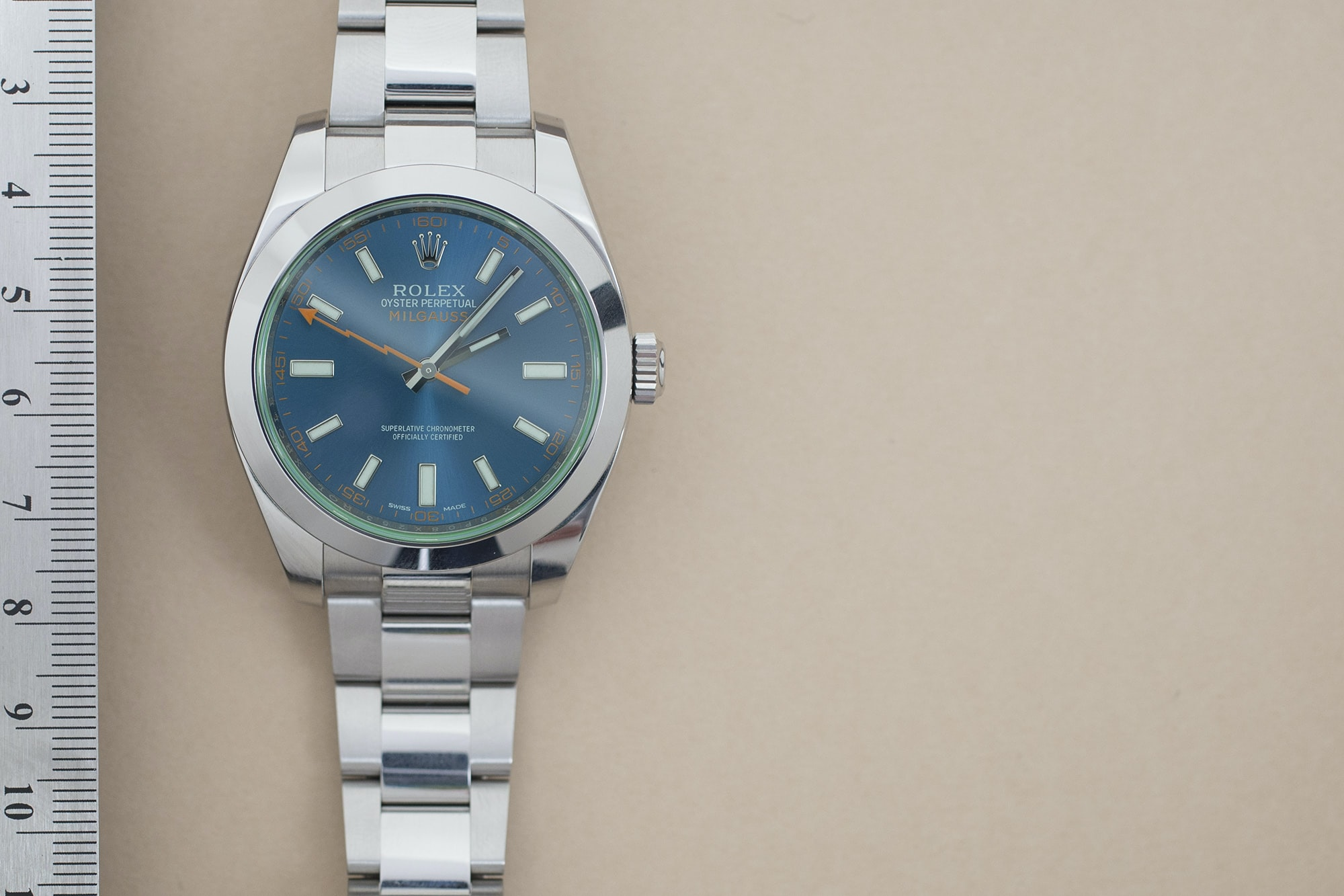 rolex milgauss z-blue In-Depth: The Rolex Milgauss Z-Blue Edition In-Depth: The Rolex Milgauss Z-Blue Edition IMG 6580