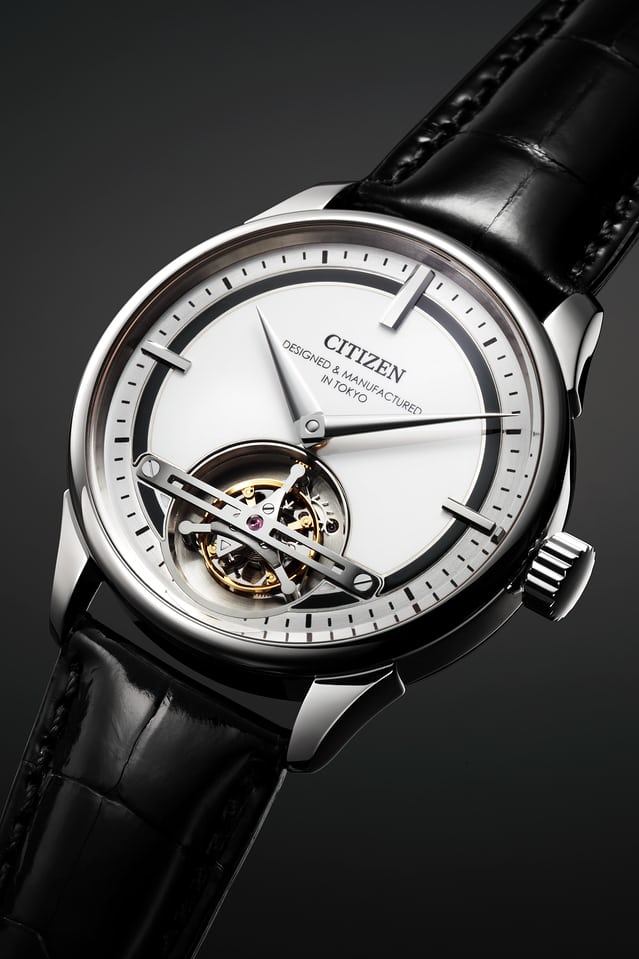 Citizen Y01 Tourbillon