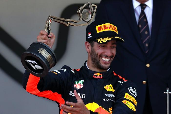 Red Bull Racing Ricciardo
