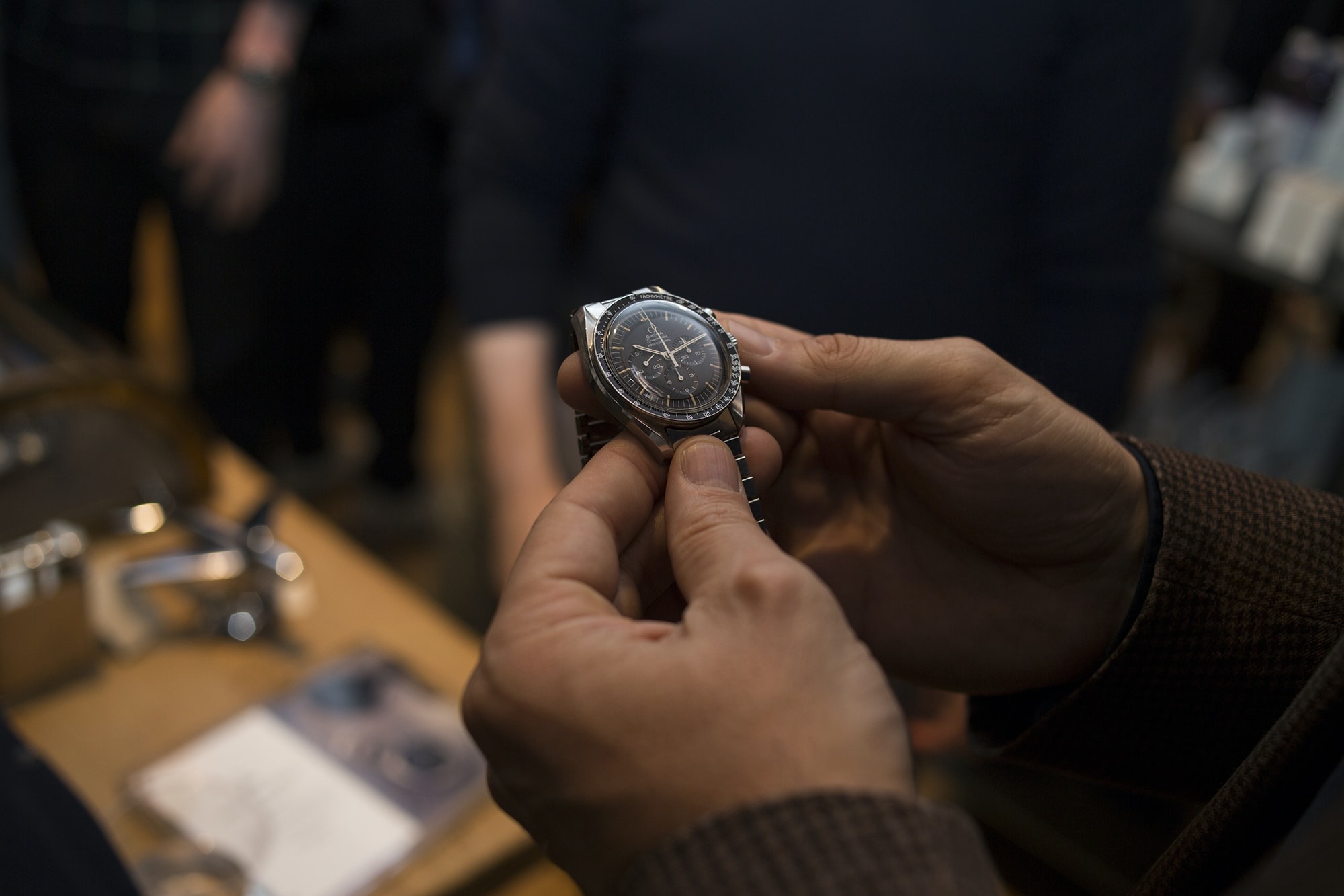 Photo Report: The HODINKEE Summer Kick-Off Party At Todd Snyder In New York City Photo Report: The HODINKEE Summer Kick-Off Party At Todd Snyder In New York City  20011169 copy