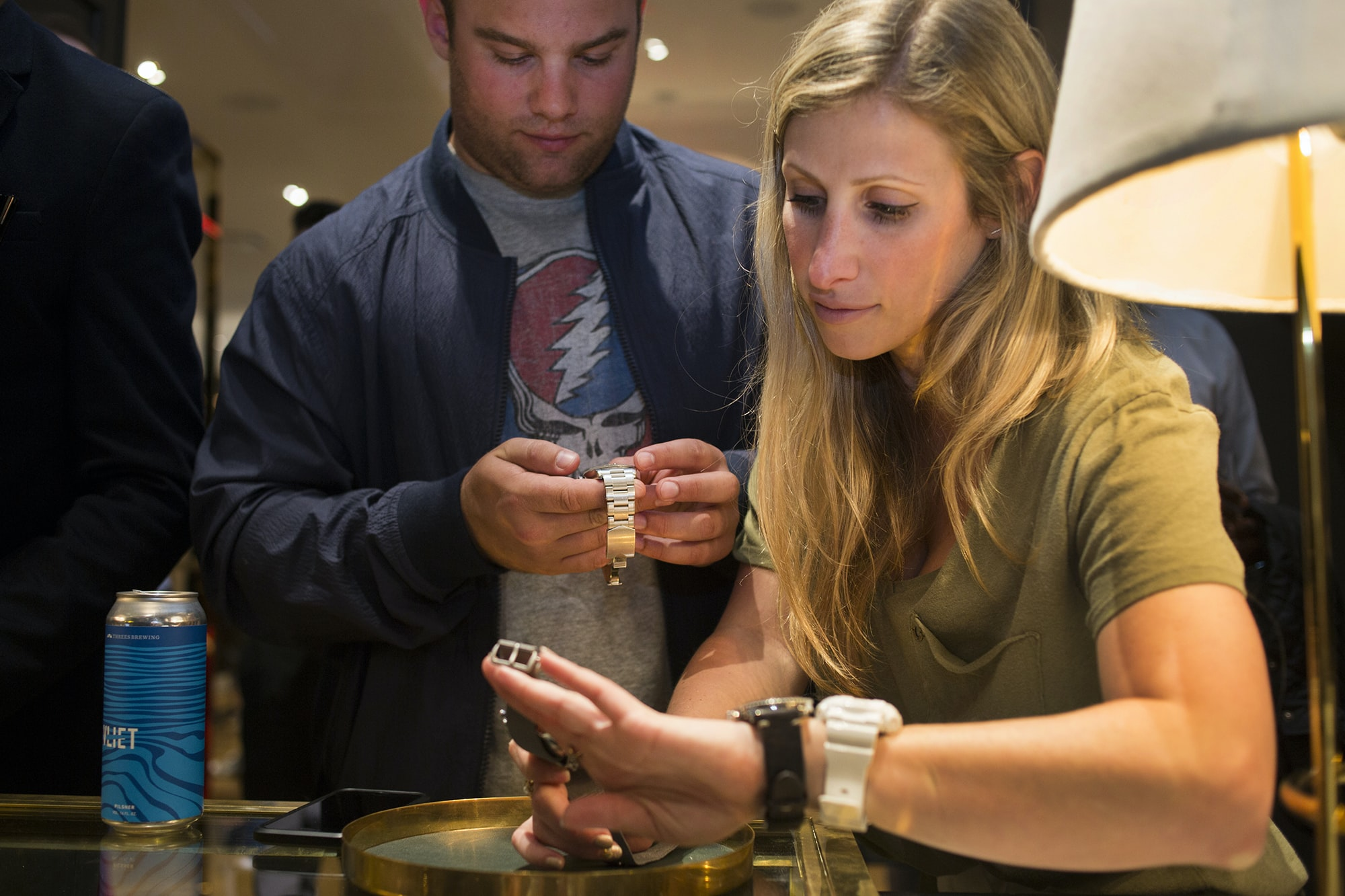 Photo Report: The HODINKEE Summer Kick-Off Party At Todd Snyder In New York City Photo Report: The HODINKEE Summer Kick-Off Party At Todd Snyder In New York City 20011163 copy