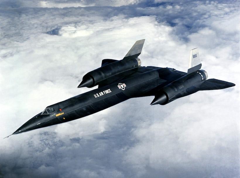 A-12 spy plane CIA