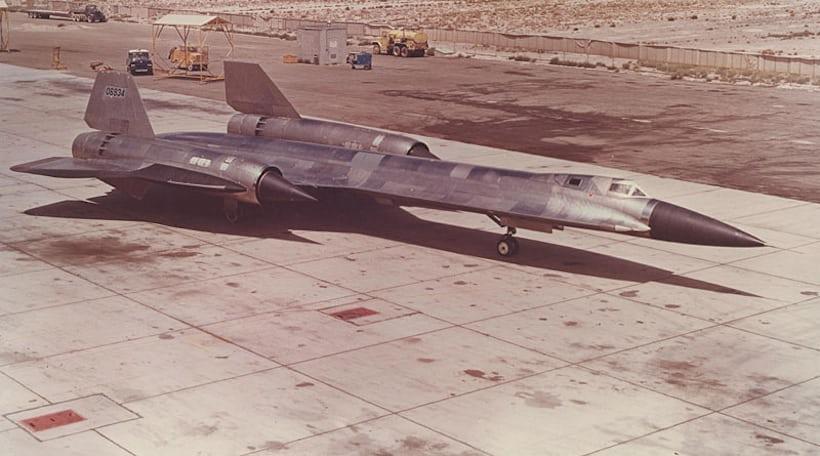 Lockheed YF-12A