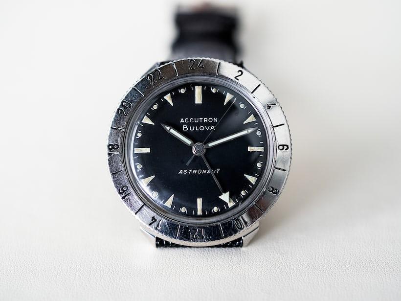 465b0cfecd1 In-Depth  Bulova s Accutron Astronaut – The Watch Chosen By The CIA ...