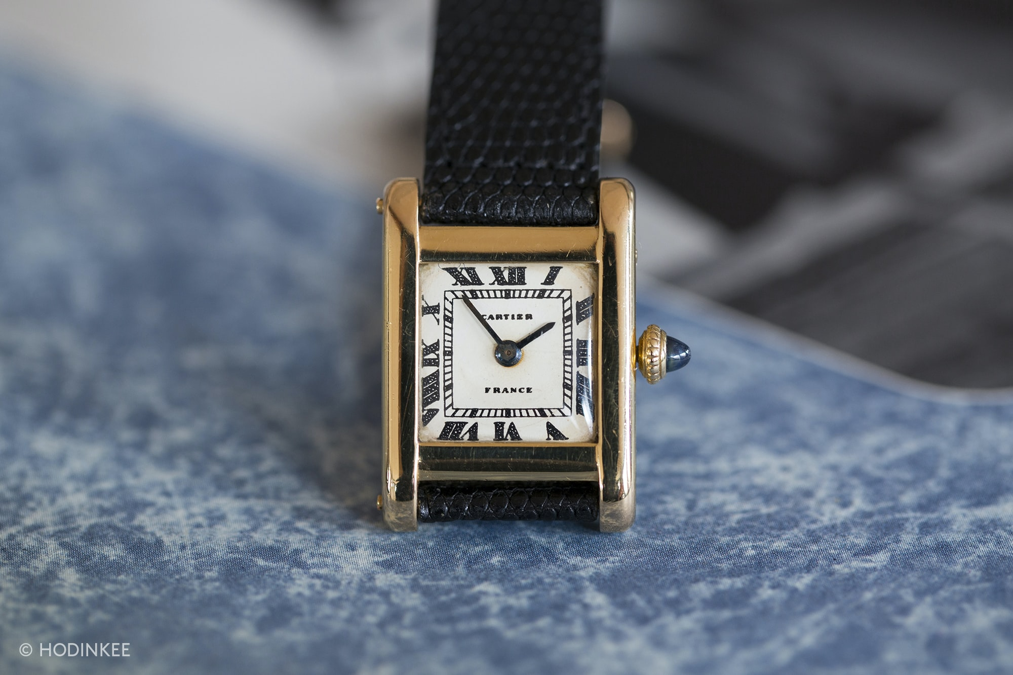 jackie o watch Hands-On: The Cartier Tank That Belonged To Jacqueline Kennedy Onassis Hands-On: The Cartier Tank That Belonged To Jacqueline Kennedy Onassis B89A0230 copy